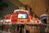 Fremont St. in Vegas