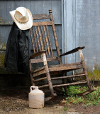 Old Farm House Chair