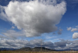 Large Cloud over the Table Rock