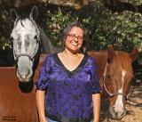 Happy Owner....Happy Horses