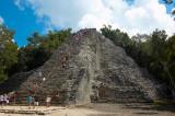 mexico, Mayan ruins of Coba