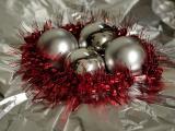 Nest Christmas Balls