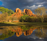 Cathedral Rock, Crescent Moon Ranch, Sedona