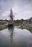 Mevagissey Tall Ship