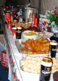1st January 2006 Party Food