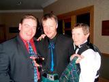 Nigel Dougie and Kinnaird