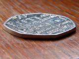 4th March 50 Pence