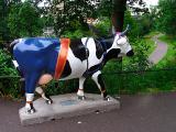 Belly Dancing Cow