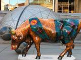 Cow Parade Edinburgh 2006
