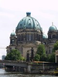 Berlin Cathedral and TV Tower