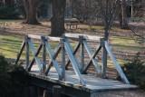 Bridge to Maxwell Arboretum, East Campus, University of Nebraska