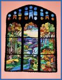 Tiffany Landscape thread art.JPG