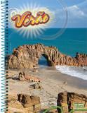 Caderno Tlibra coleção verão 2009 - Jericoacoara - Ceará