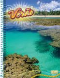 Capa Caderno Tililbra Coleção verão 2009 - Taipus de Fora, Bahia