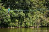 Esportes de aventura, Ponte de Corda, Parque das Trilhas, Guaramiranga, Ceara 8118
