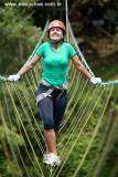 Esportes de aventura, Ponte de Corda, Parque das Trilhas, Guaramiranga, Ceara 8143
