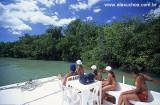 passeio de barco na foz do rio munda£.jpg