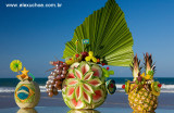 Brazilian Fruit Tropical Sculptures and exotic drinks  8747.jpg