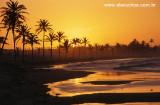 Por-do-sol na praia do Cumbuco, Caucaia, Ceara -090402-0032