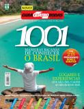 Capa Edição Especial 1001 maneiras bacanas de conhecer o Brasil