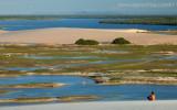 Laguinho do Torta em Tatajuba, visto da duna do funil, Camocim, Ceara, 2820