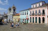 Largo do pelourinho, Salvador, Bahia