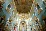 Igreja Ordem terceira do Carmo vista por dentro