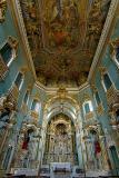 Igreja Ordem terceira do Carmo vista por dentro2