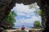 Ilha da Pedra furada, Baía de Camamu, Maraú