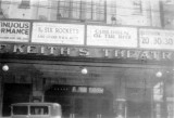 Keith's Theatre on Bridge St.