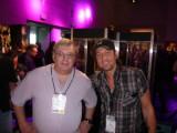 Jim and Keith Urban