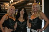 Schecter girls Cynthia, Miki Black and Heather
