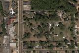Satellite imagery of Graceland