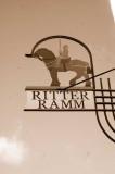 Ritter Ramm der Entdecker des Silbers bei Goslar