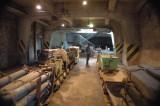 Eine Fabrikhalle im Bergwerk