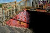 Stairs - Marguerite Bridge