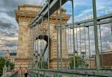 Chain Bridge Detail