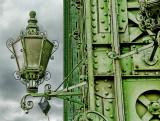 Lamp - Liberty Bridge