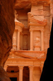 The Treasury In The Morning - Petra