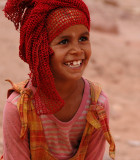 Bedouin Child -Petra