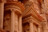 Detail Of The Treasury - Petra