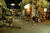 Market By Night - Amman