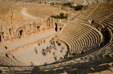 South Theatre, S. I AC - Roman site of Jarash