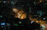 Night View of Amman