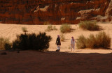Bedouins - Wadi Run Desert