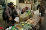 Selling The Famous Alepo's Soap - Damascus