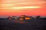 Sunrise Over Palmyra