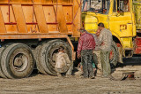 Repair - Trucks Going To Iraq