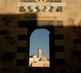 The Great Mosque - Aleppo Citadelle