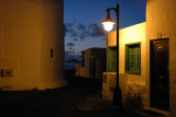Streetlamp - Village of 'El Golfo'